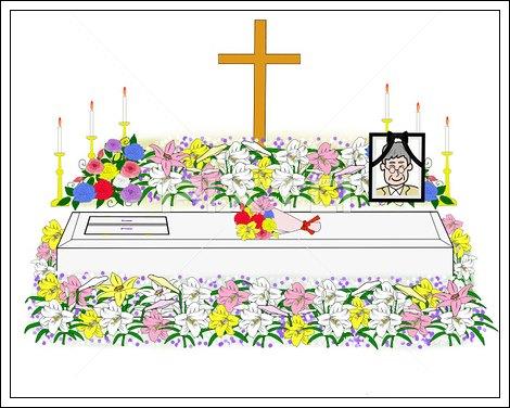 キリスト教葬